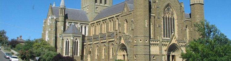 VIC - Sacred Heart Cathedral, Bendigo