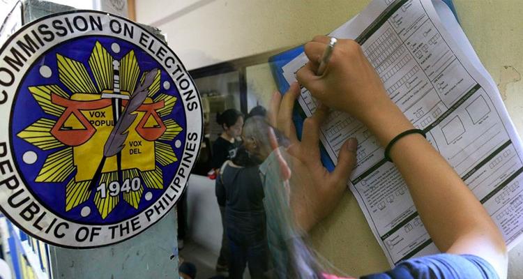 Voter Registration Schedule