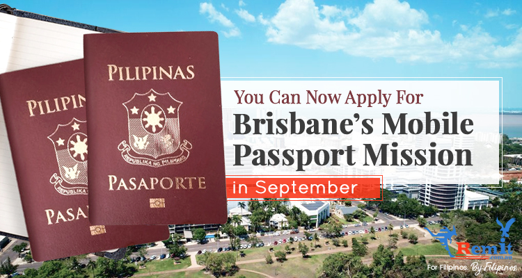 You Can Now Apply For Brisbane's Mobile Passport Mission in