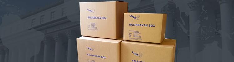 1-Balikbayan box