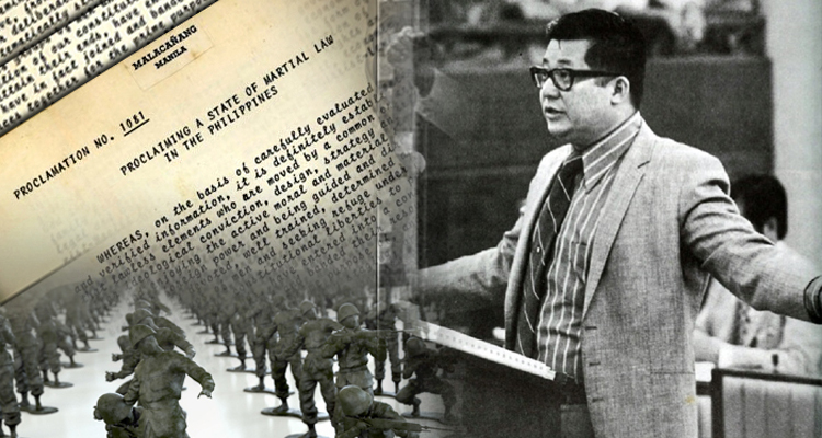 10-Had Ninoy been elected president, he might have declared martial law too