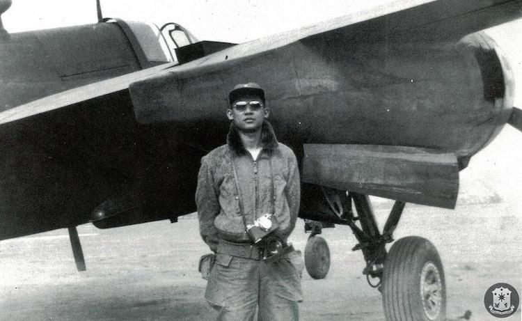 5-He was, however, the youngest Korean War correspondent