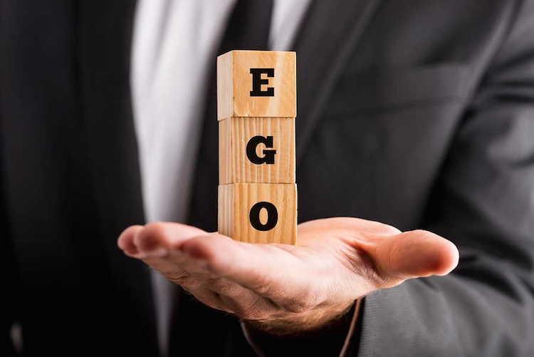 A balanced ego
