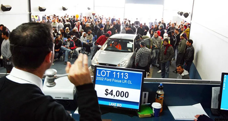 How to Buy Second-hand Cars in Sydney, NSW - Auction