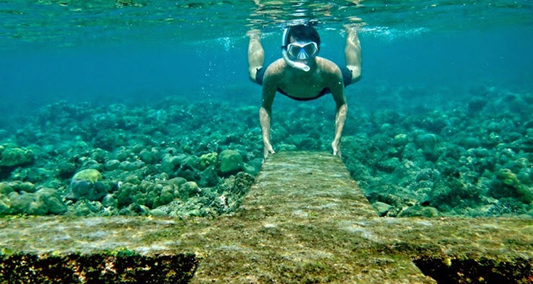 Dive the Sunken Cemetery in Camiguin