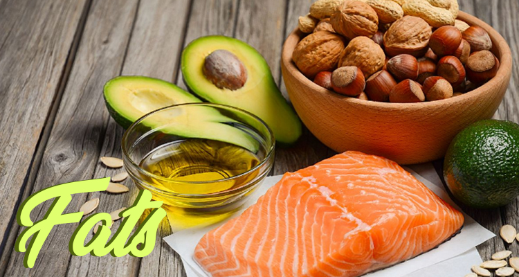 Post-workout meals: Fats
