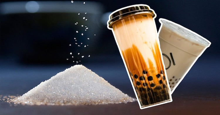 Just How Much Sugar Is In Your Milk Tea_