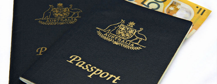 How much is a de facto visa in Australia?