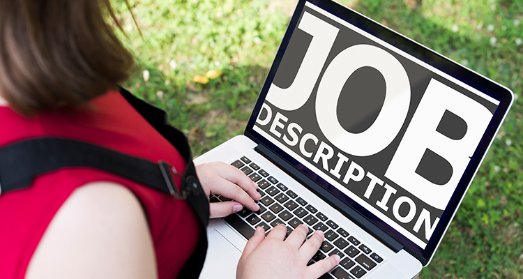 READ AND ADDRESS THE JOB ADVERTISEMENT DESCRIPTION CAREFULLY