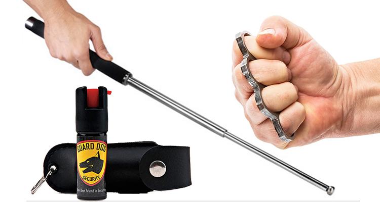 Self-defense items