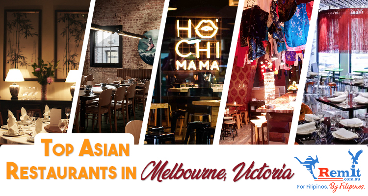Top Asian Restaurants In Melbourne Victoria Remit To The