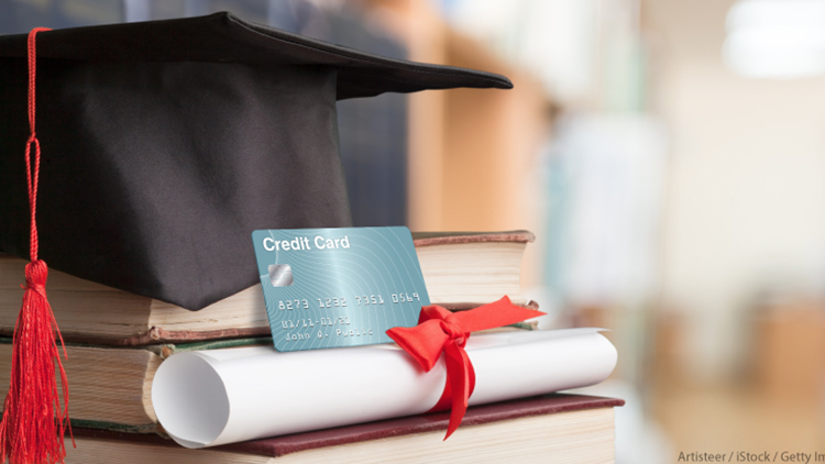 Things You Should Never Charge To Your Credit Card - Tuition