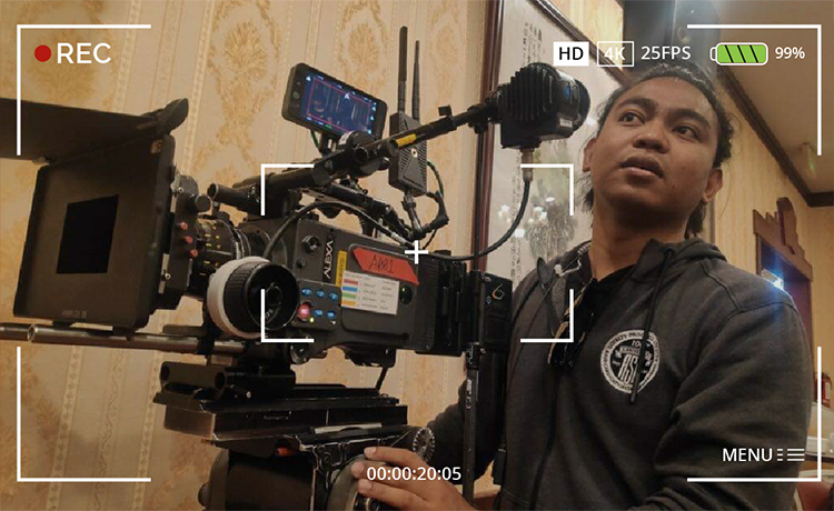 Valfrie Tabian Jr.: A Young Filipino Cinematographer's Success Story