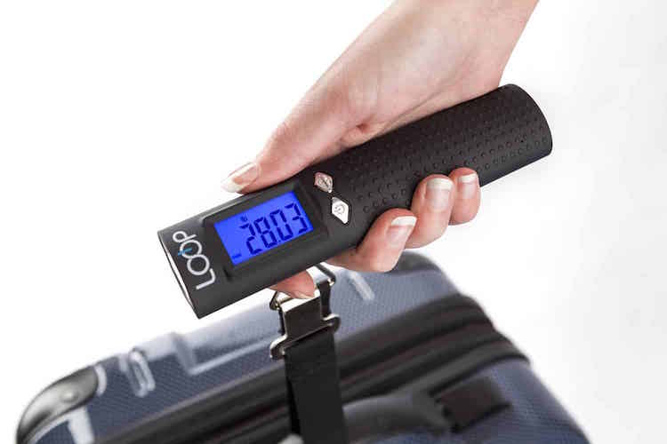 1-Luggage Scale