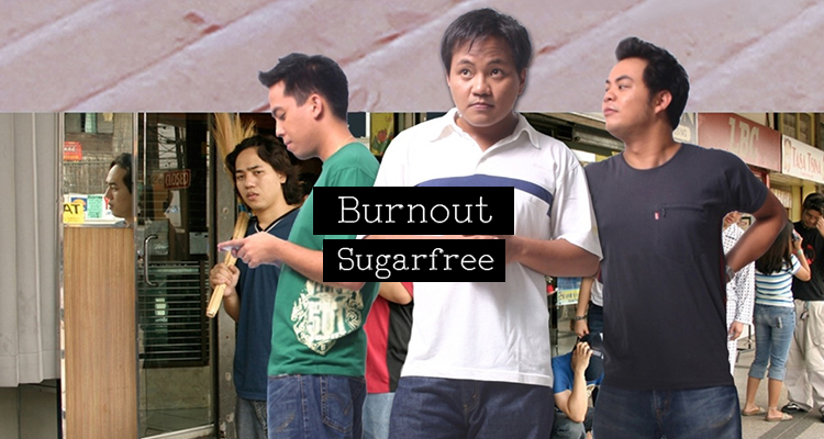 Burnout - Sugarfree