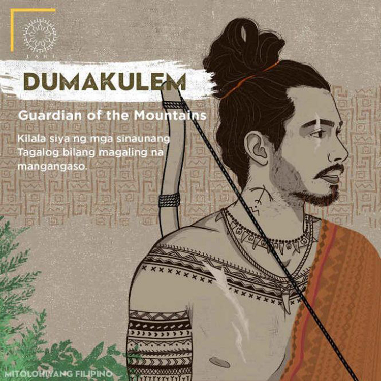 Dumakulem - Guardian of the Mountains