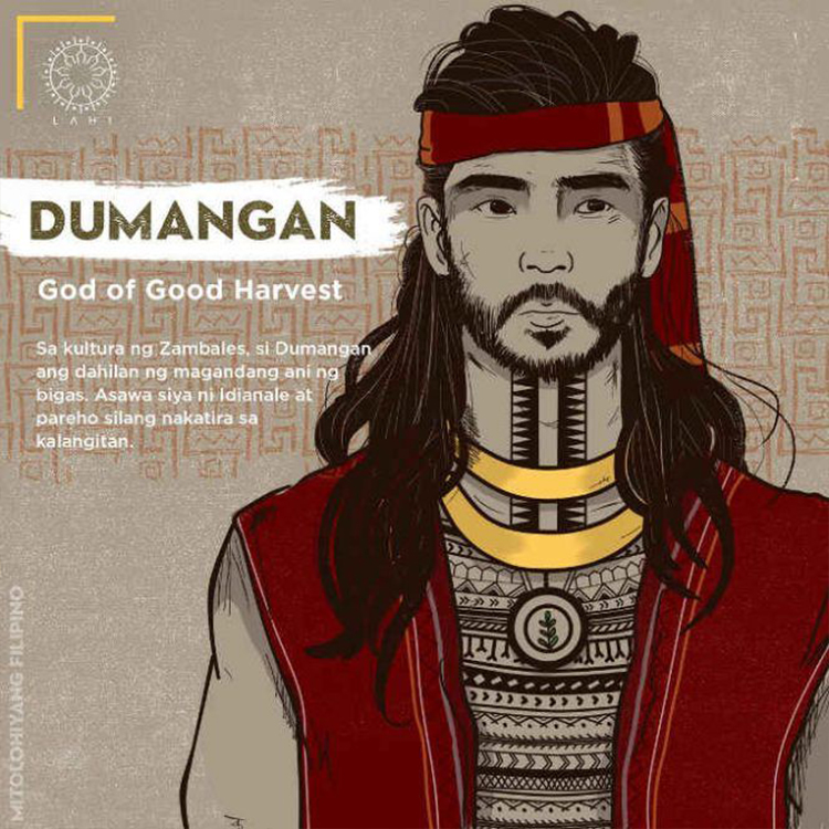 Dumangan - God of Good Harvest
