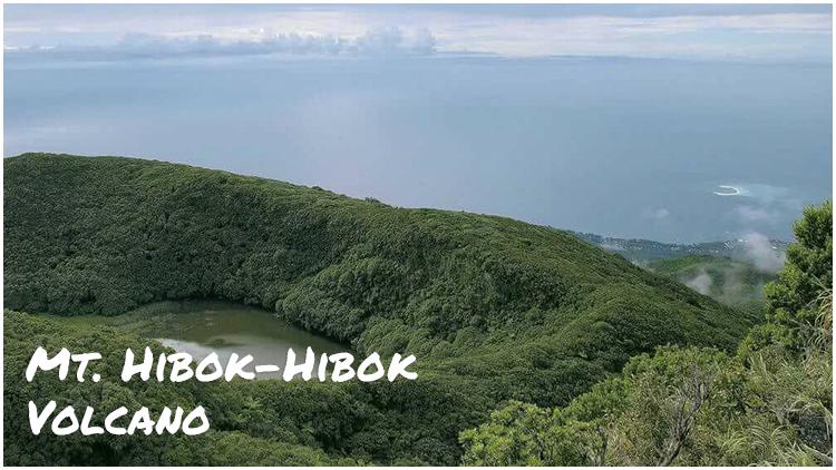 Mt Hibok-Hibok Volcano