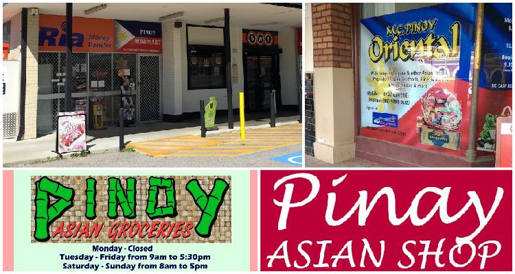 Filipino Stores in Western Australia