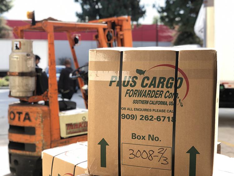 2-Plus Cargo