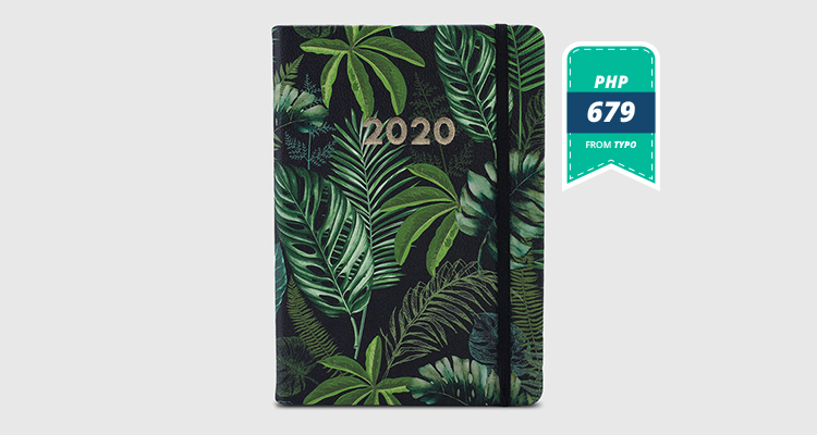 2020 A5 Weekly Buffalo Diary (P679) from Typo
