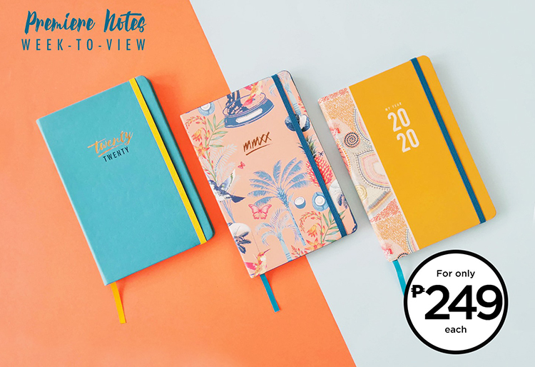 2020 Planner from Premiere Planners