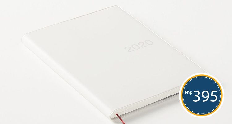 2020 Planner from MUJI