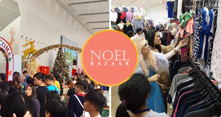 6-Noel Bazaar (19-22 December)
