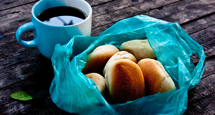 Coffee and Pandesal