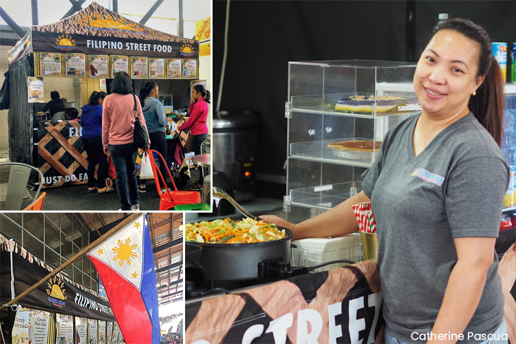 Introducing Filipino Street Food to an Unfamiliar Market