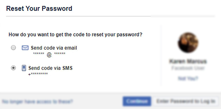 Prevention Change Your Facebook Password Regularly