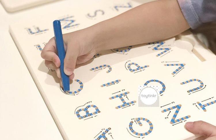 Alphabet Magpad