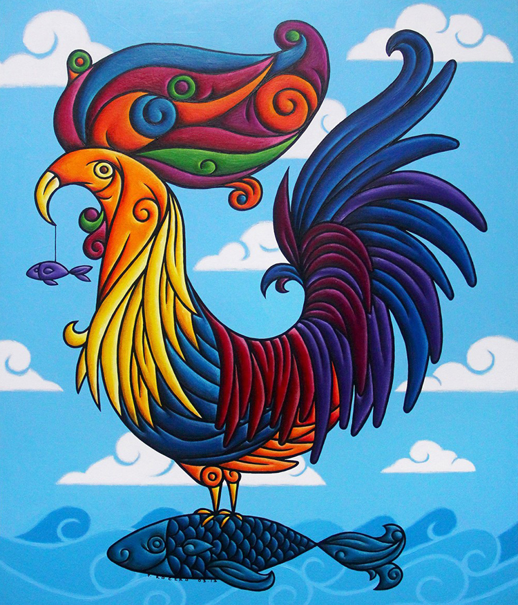 Description of Sarimanok