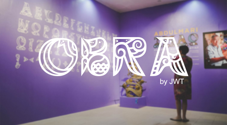 Obra Typeface by JWT