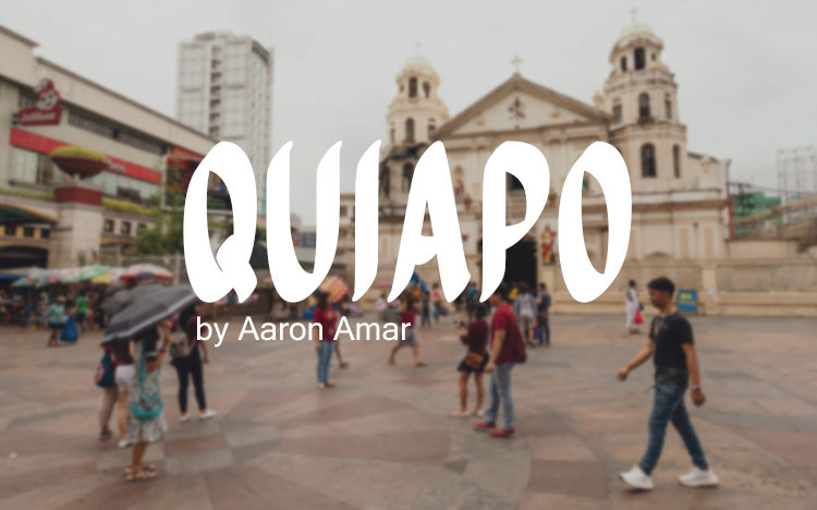 Quiapo Free Font by Aaron Amar